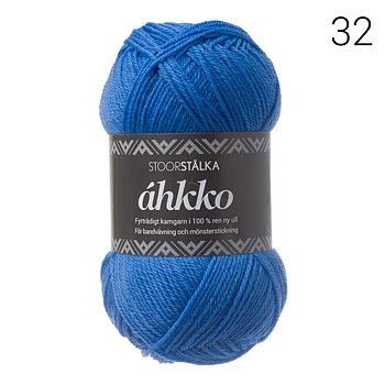 Áhkko Mellanblå 32