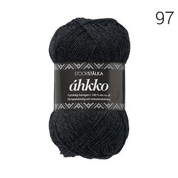 Áhkko Mörkgrå 97