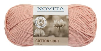 Novita Cotton Soft Rosenvatten 504