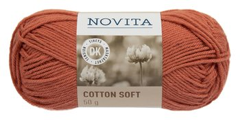 Novita Cotton Soft Rödlera 640