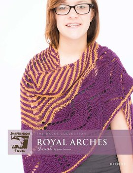 Royal Arches Sjal