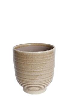 Beige Kruka Vass (Flera storlekar)