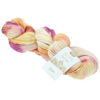 Allora Hand-dyed - 258 Kesar