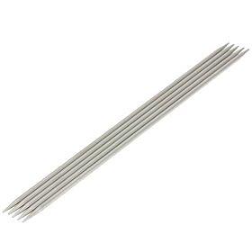Strumpstickor Edelstahl 20 cm/3,5 mm