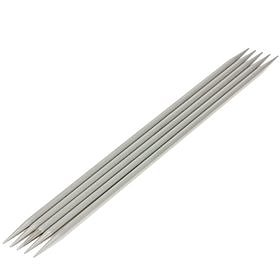 Strumpstickor Edelstahl 20 cm/4,0 mm