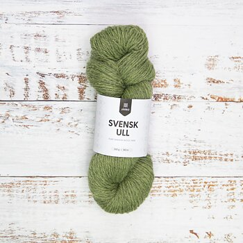 Svensk Ull 100 g - Midsummer Green