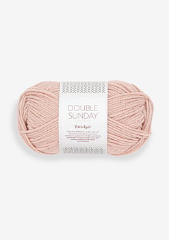 Double Sunday PetiteKnit - 3521 Ballet Shoes