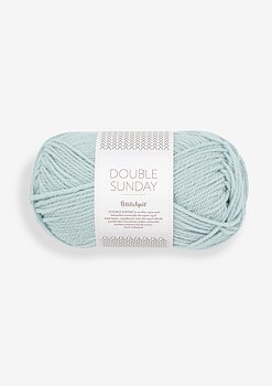 Double Sunday PetiteKnit - 5930 Pale Blue