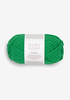 Double Sunday PetiteKnit - 8236 Statement Green