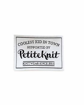 """Coolest kid in the town"" - Label"