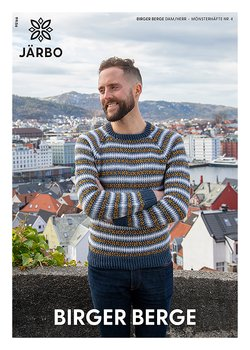 Järbo Mönsterhäfte Birger Berge