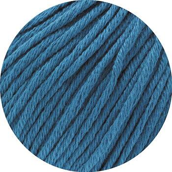 Organico GOTS ICEA - 132 Ocean blå