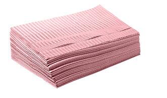 Pappersservetter, rosa 33x46 cm, 125 st