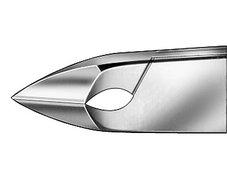 RUCK® INSTRUMENT Hudtång (Längd 10 cm, skäryta 9 mm)