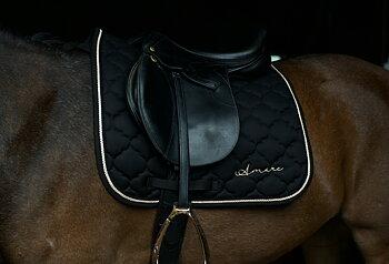 Classic Majesty Dressage Black