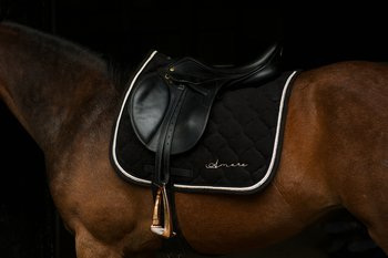 Classic Majesty Dressage Suede with Swarovski