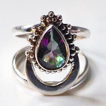 """Ring """"mystic"""""""