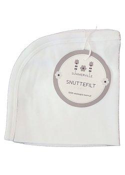 Ekologisk snuttefilt (vit) / Summerville Organic