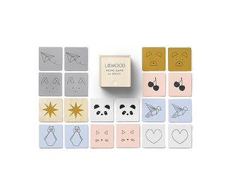 Memoryspel i trä (wood memory game) / Liewood