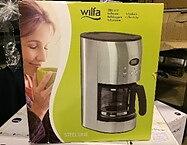 Kaffebryggare, Wilfa Sista ex