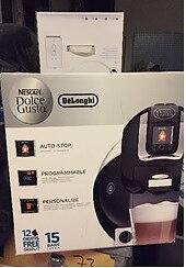 Kaffebryggare, Dolce gusto- Sista ex