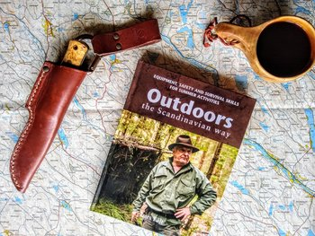 Outdoors the Scandinavian Way - Summer Edition SIGNED BY LARS FÄLT