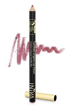 Certified Organic Lip Pencil - Dusty Rose