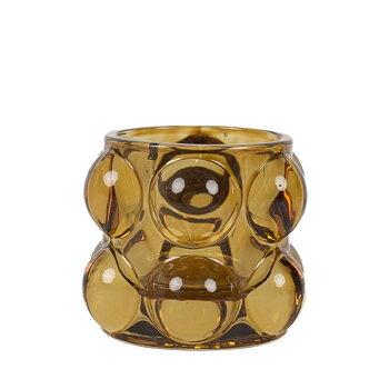 Bubbla bärnsten 7 cm