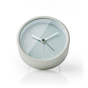Analog bordsväckarklocka | Grön