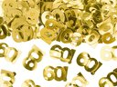 Metallisk konfetti, nummer 60, 15g