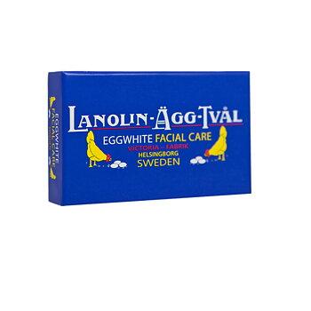 Lanolin Eggwhite Facial Soap 15g