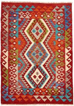 Afghansk Kelim 124 x 176 cm