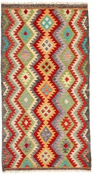 Afghansk Kelim 103 x 191 cm