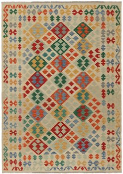 Afghansk Kelim 169 x 246 cm