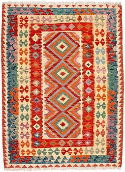 Afghansk Kelim 128 x 175