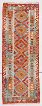 Afghansk Kelim 74 x 195 cm