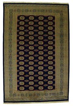 Bouchara 199 x 298 mörkblå