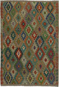Afghansk Kelim 166 x 239