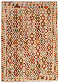 Afghansk Kelim 257 x 353