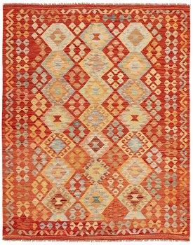 Afghansk Kelim 156 x 195 cm