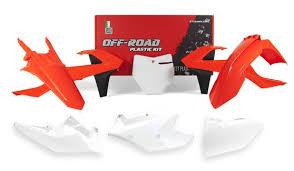 Plastkit Racetech | KTM 125 (Orange)