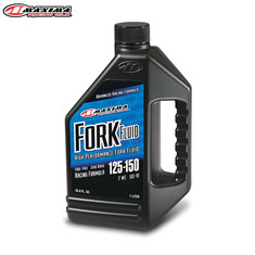 Maxima Fork Fluid Racing 100% Synthetic 7wt (1 liter)
