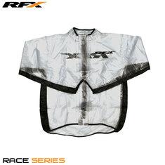 Regnjacka RFX Sport (clear/black) Youth