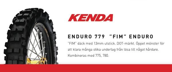 "KENDA Enduro ""FIM"" (778 & 779)"