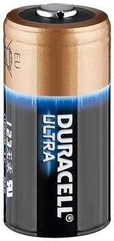 Duracell CR123A - 1-pack