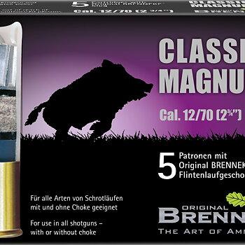 Brenneke Classic Magnum 12/70 31,5 gram