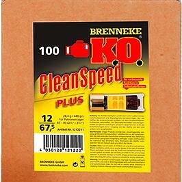 Brenneke K.O. CleanSpeed 12/67,5 28,4 gram för halvautomat