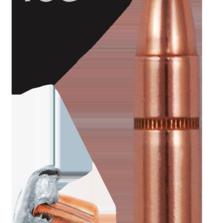 Brenneke Cal. 8 mm S (.323 Diam.) 14,2 g / 220 grs