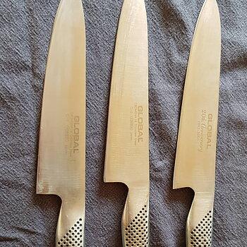 Knivslipning - japansk vattensten
