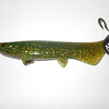 Southstream Lures Arapaima 17 -  Green Glitter